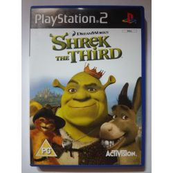 Shrek The Third PS2