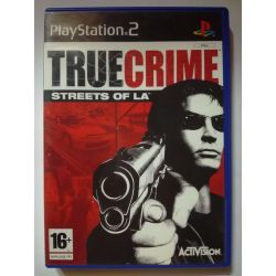 True Crime Streets of LA PS2