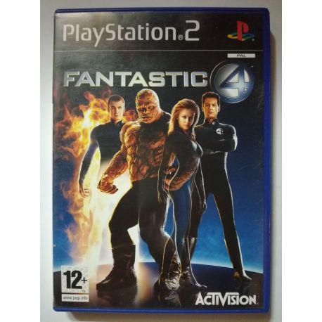 Fantastic Four PS2
