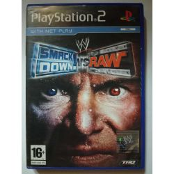 Smackdown! vs. Raw PS2