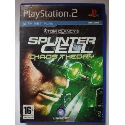 Splinter Cell Chaos Theory PS2