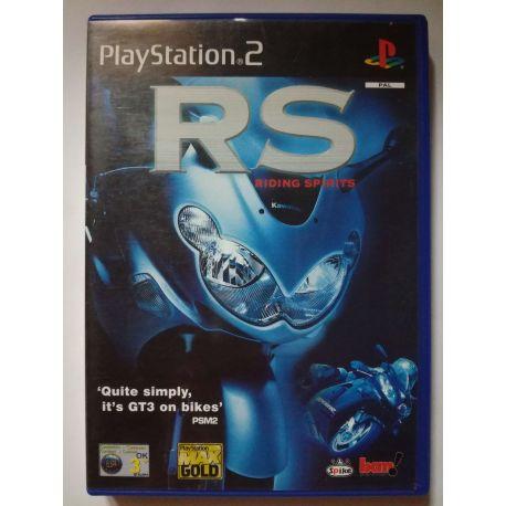 Riding Spirits PS2