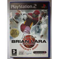 Brian Lara International Cricket 2005 PS2
