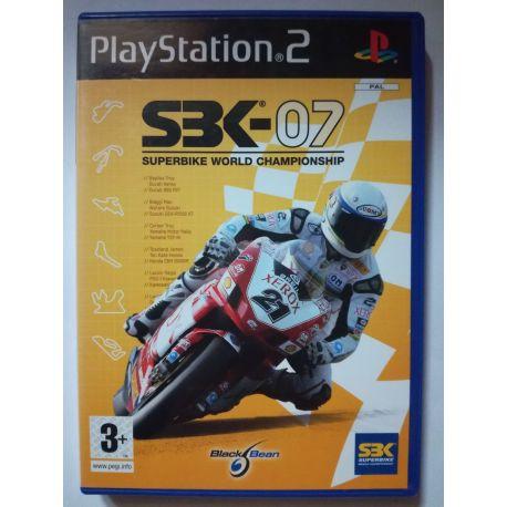SBK-07 PS2