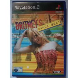 Britney´s Dance Beat PS2