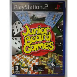 Junior Board Games PS2