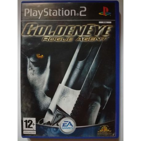 GoldenEye: Rogue Agent PS2