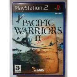 Pacific Warriors II:Dogfight! PS2