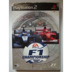 F1 Championship Season 2000 PS2