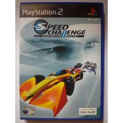 Speed Challenge Jacques Villeneuve´s Racing Vision PS2