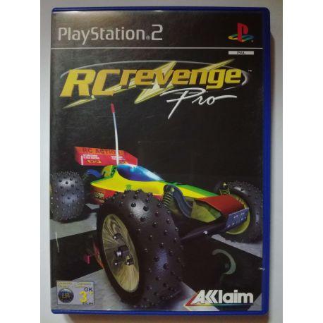 RC Revenge Pro PS2