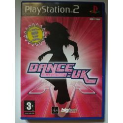 Dance:UK PS2