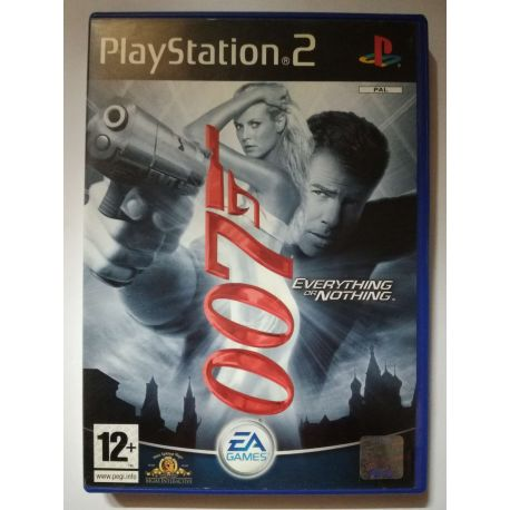 James Bond 007 : Everything or Nothing PS2