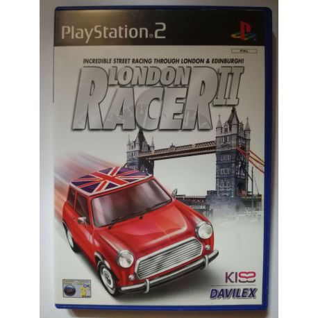 London Racer II PS2