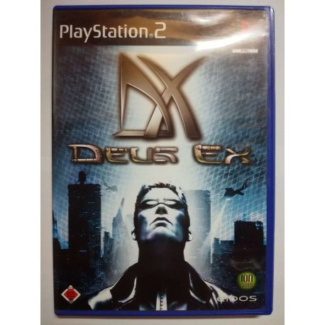 Deus Ex PS2 de