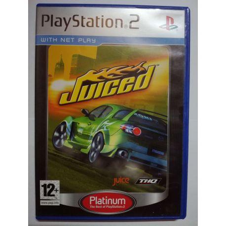 Juiced Platinum PS2