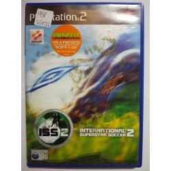 International Superstar Soccer 2 PS2
