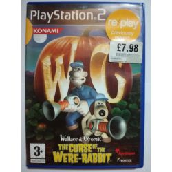 Wallace and Gromit The Curse of the Were-Rabbit PS2