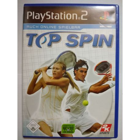 Top Spin PS2