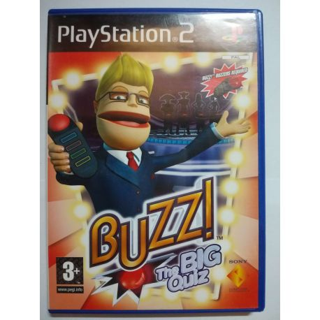 Buzz: The Big Quiz PS2