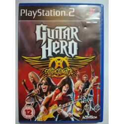 Guitar Hero Aerosmith PS2