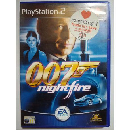James Bond 007 : Nightfire PS2