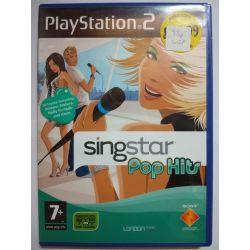 SingStar Pop Hits PS2