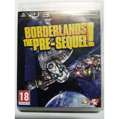 The Borderlands Pre-Sequel PS3
