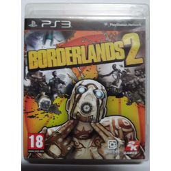 The Borderlands 2 PS3