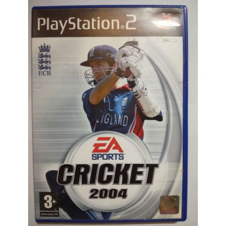 Cricket 2004 PS2