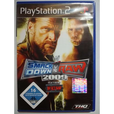 Smackdown vs. Raw 2009 PS2