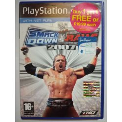 Smackdown vs. Raw 2007 PS2