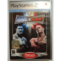 Smackdown! vs. Raw 2006 PS2