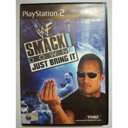 Smackdown! Just Bring It! PS2