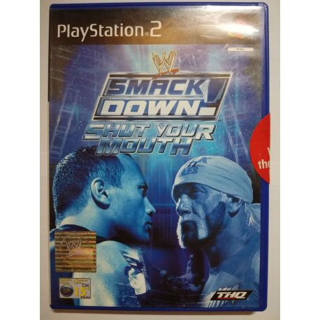 Smackdown! Shut Your Mouth PS2
