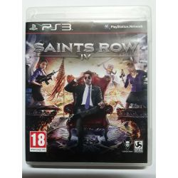 Saints Row IV PS3