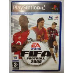 Fifa Football 2005 PS2