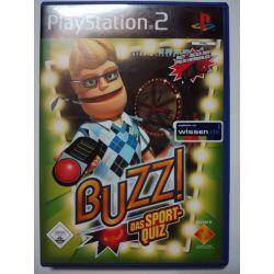 Buzz! : Das Sport-Quiz DE PS2