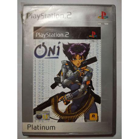 Oni PS2