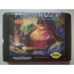 nel. Cartridge Flashback Sega Mega Drive