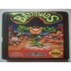 nel. Cartridge Battletoads Sega Mega Drive