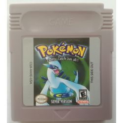 Pokémon Silver Gameboy