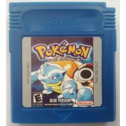 Pokémon Blue Gameboy