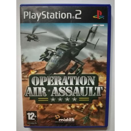 Operation Air Assault PS2