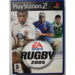 EA SPORTS Rugby 2005 PS2