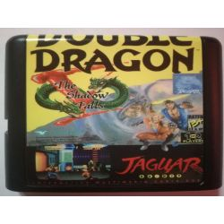 nel. Cartridge Double Dragon V Sega Mega Drive