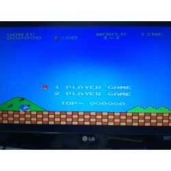 Sonic 5 / Super Mario Bros Hack Famicom