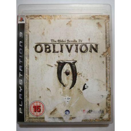 TES IV Oblivion PS3