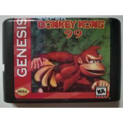 Cartridge Donkey Kong 99 Sega Mega Drive
