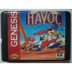 Cartridge High Seas Havoc Sega Mega Drive